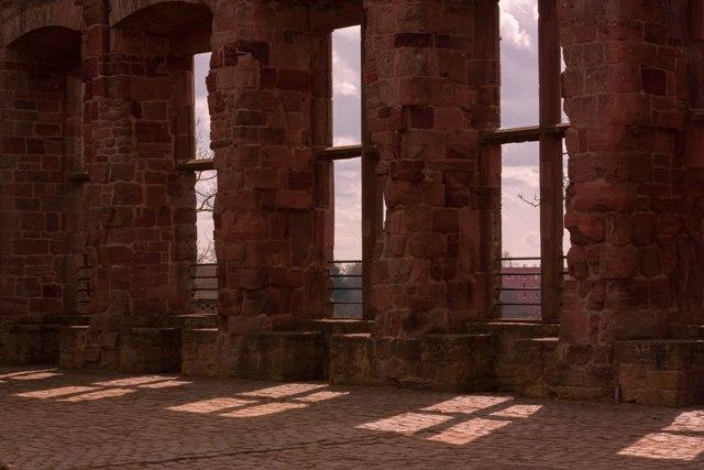 Burg Nideggen, Roverfahrt Pfadfinder Aachen