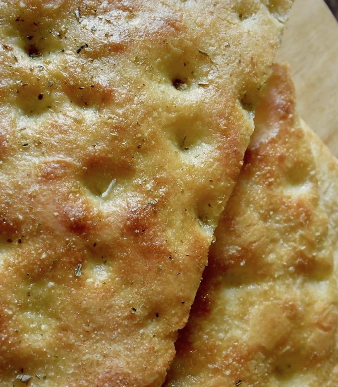 bread, schiacciata, olio, sale, Toscana, Tuscany