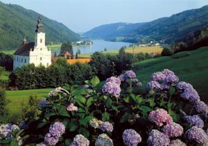 Stift Engelszell - das einzige Trappistenstift Österreichs