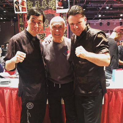 Atlantic City Samuel Kwok, Bill Wallace und Markus Schinhammer