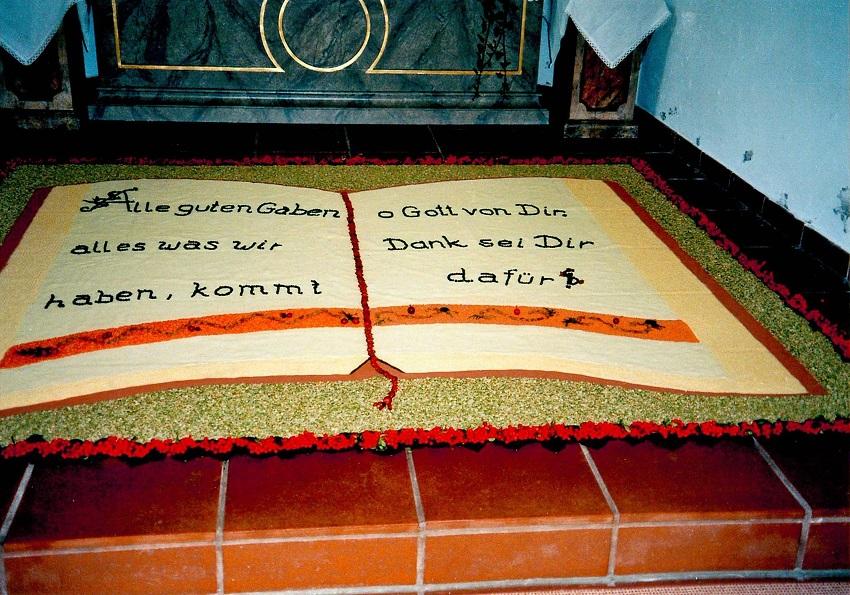 2007 - Buch zum Erntedank