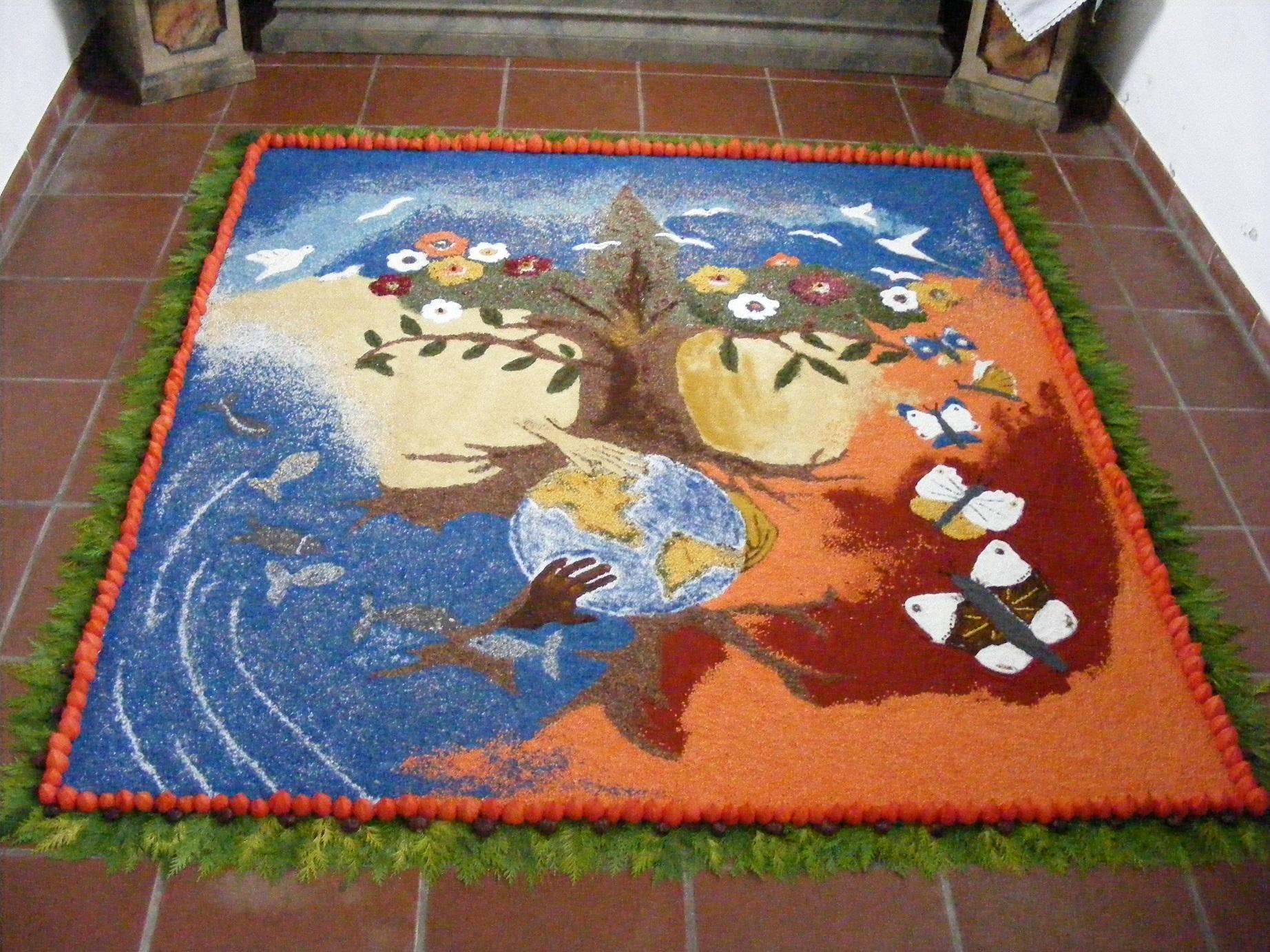2010 - Titelbild zum Weltgebetstag aus Panama (von 2004)