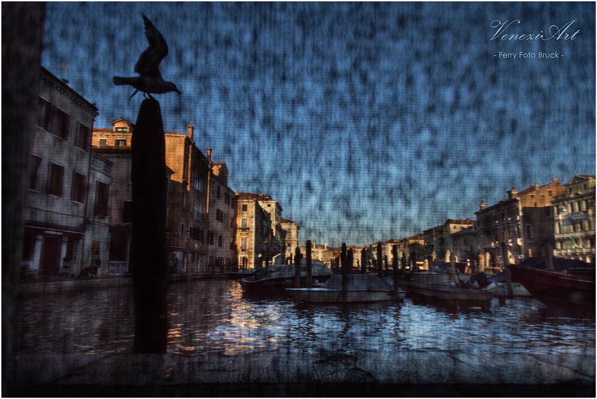 Venedig - am Canal Grande