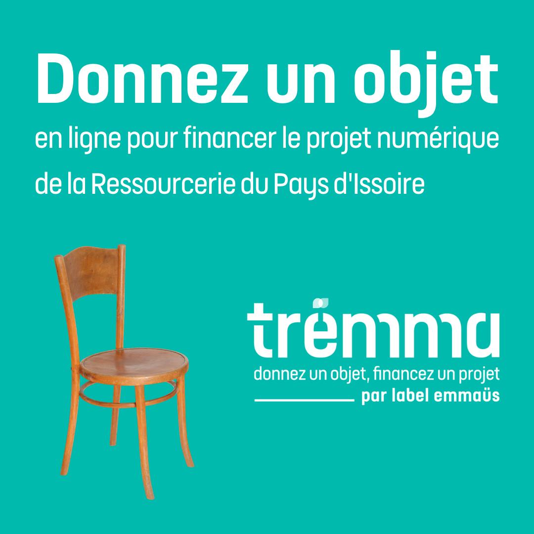 La nouvelle plateforme web Tremmä