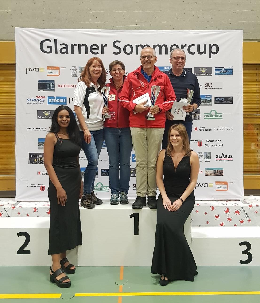 2. Rang Glarner Sommercup Final 2020