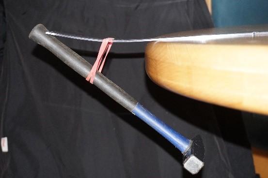 Der schwebende Hammer