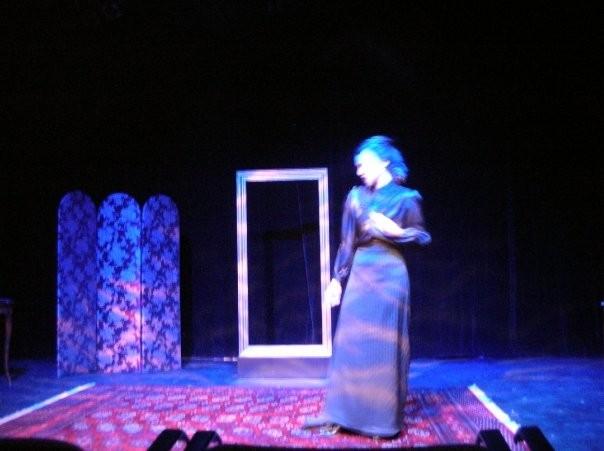 (c) Brigitte Halper. SUNDAY'S CHILD Theatre Erindale. Victoria Halper