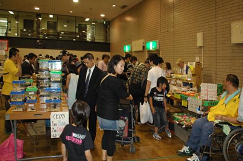 大阪からは『 DAIWA 』さんと『 ZORO 』さんが参加。