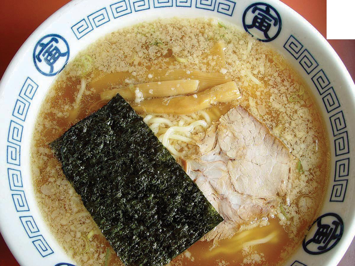 基本の寅そば380円+税