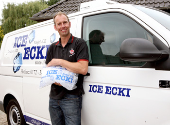 ICE Ecki on Tour.