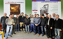 MartinBau Fortbildung  Brandschutz