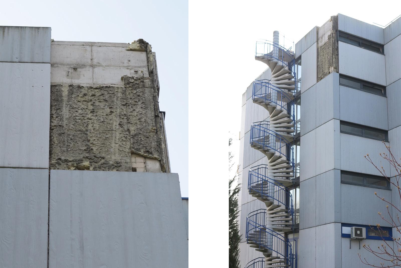 Sanierung Fassadenelement · Gelsenkirchen