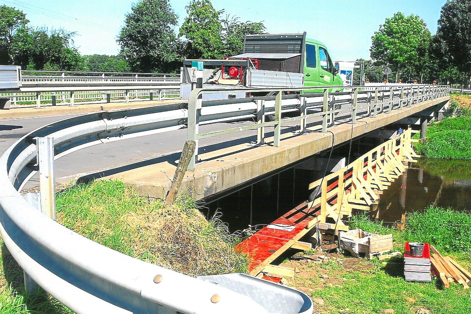 Instandsetzung Brücke · Bocholt