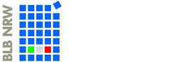 Logo BLB Bau- und Liegenschaftsbetrieb NRW