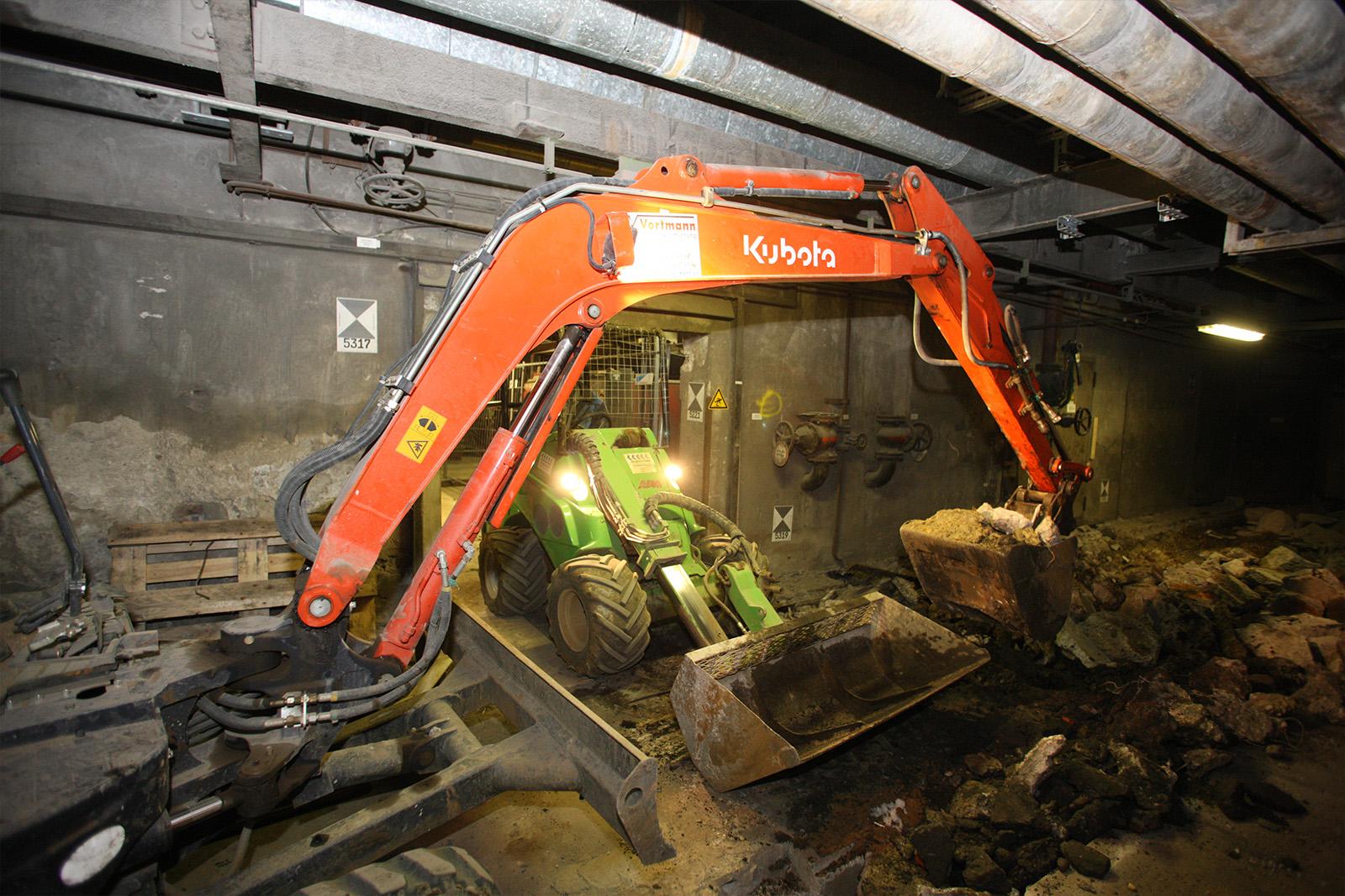 Sanierung Bodenplatte Kraftwerk · CPM Marl