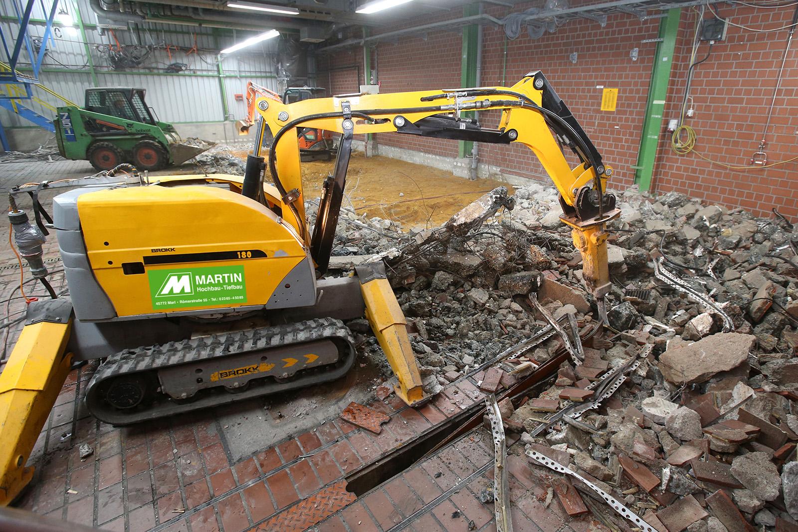 Sanierung Bau 1227 · CPM Marl
