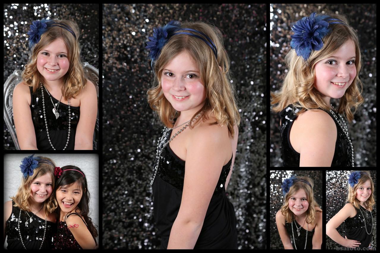 TOPMODEL voor 1 dag! Speciaal voor meiden, met make-up, haar en styling, leuke, inspirerende, NEXT TOPMODEL feestje.
