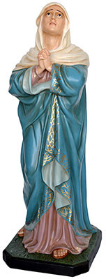 Our Lady of Sorrows statue cm 135