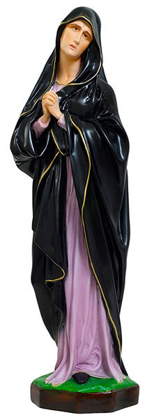 Our Lady of Sorrows statuette
