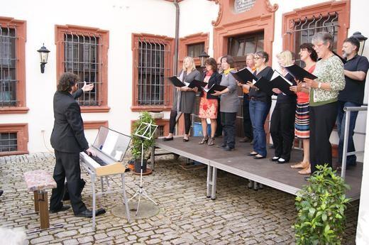 Chor & more - Tag des Chorliedes in Volkach - 2013