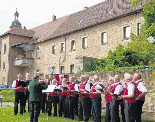 Konzert auf der Rathauswiese 2010