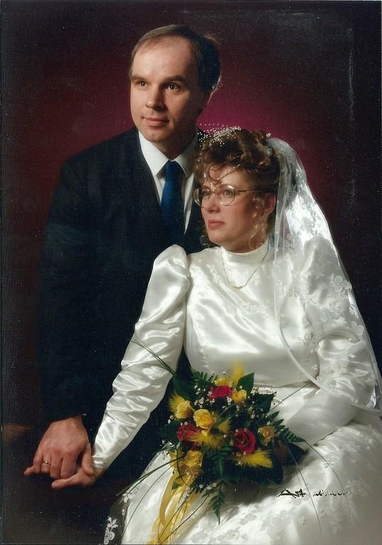 Unsere Hochzeit 14.02.1992
