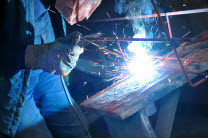 Call the custom welding shop Triplett and Coffey in Boone.