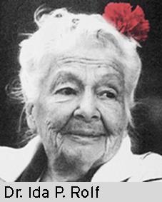 Ida Rolf, Rolfing in Augsburg