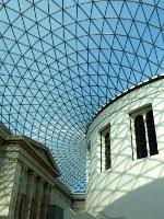 Dôme du british museum