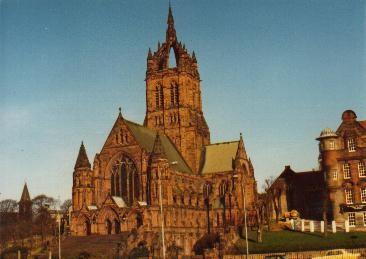 """Thomas Coats Memorial Church"" à Paisley"