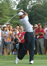 golfer Tiger Wood