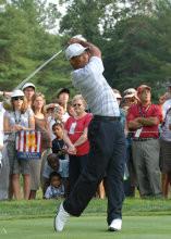golfer Tiger Wood