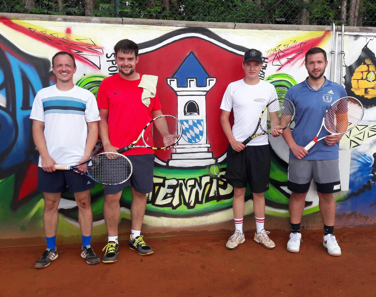 Tennis News: Saisonabschluss von Damen, Herren II und U15
