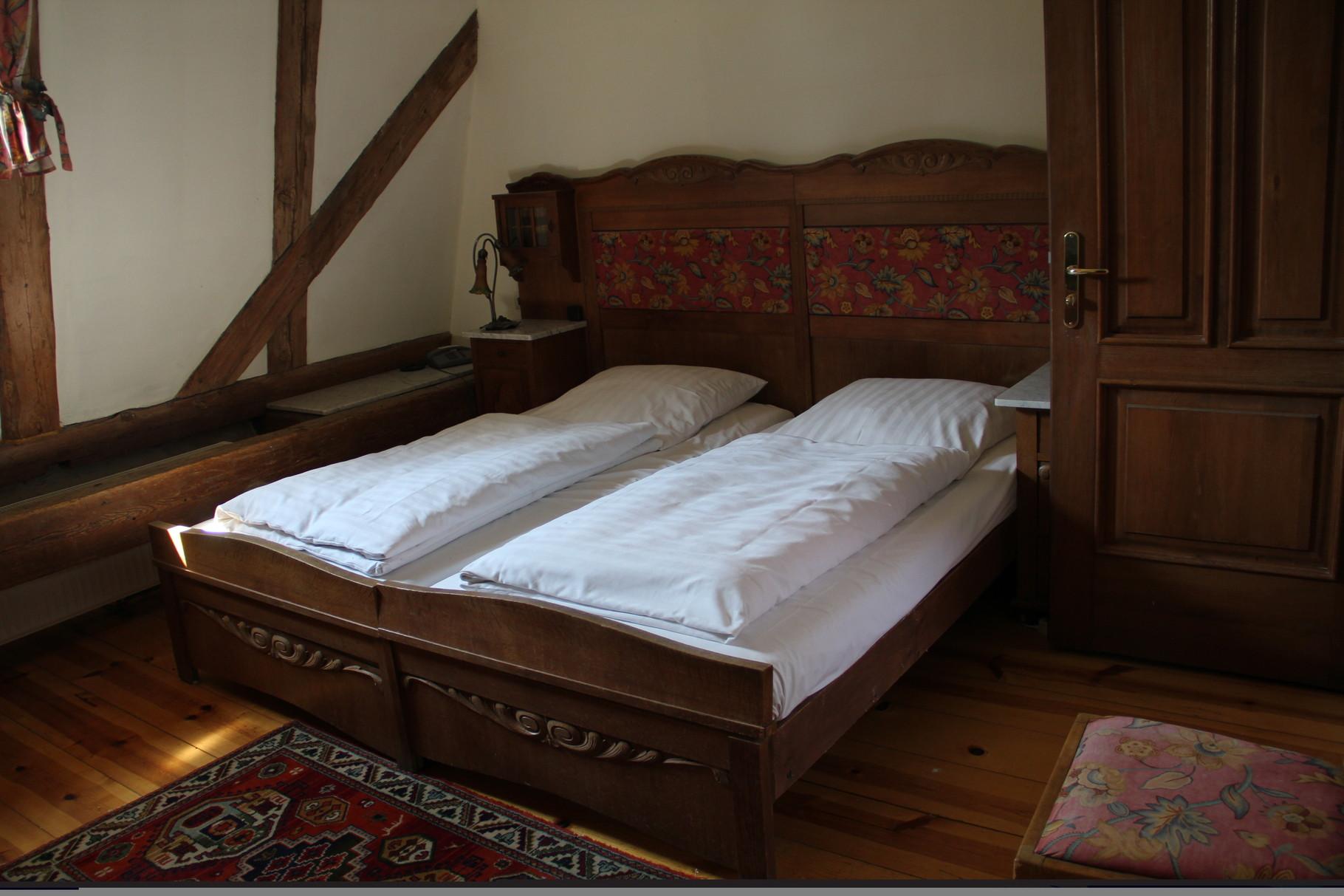 Doppelzimmer - individuell und einzigartig