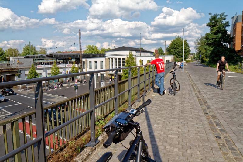 """""""Radschnellweg RS1 in Mülheim/Ruhr (7-33742)"""" - Copyright by Franz Walter"""