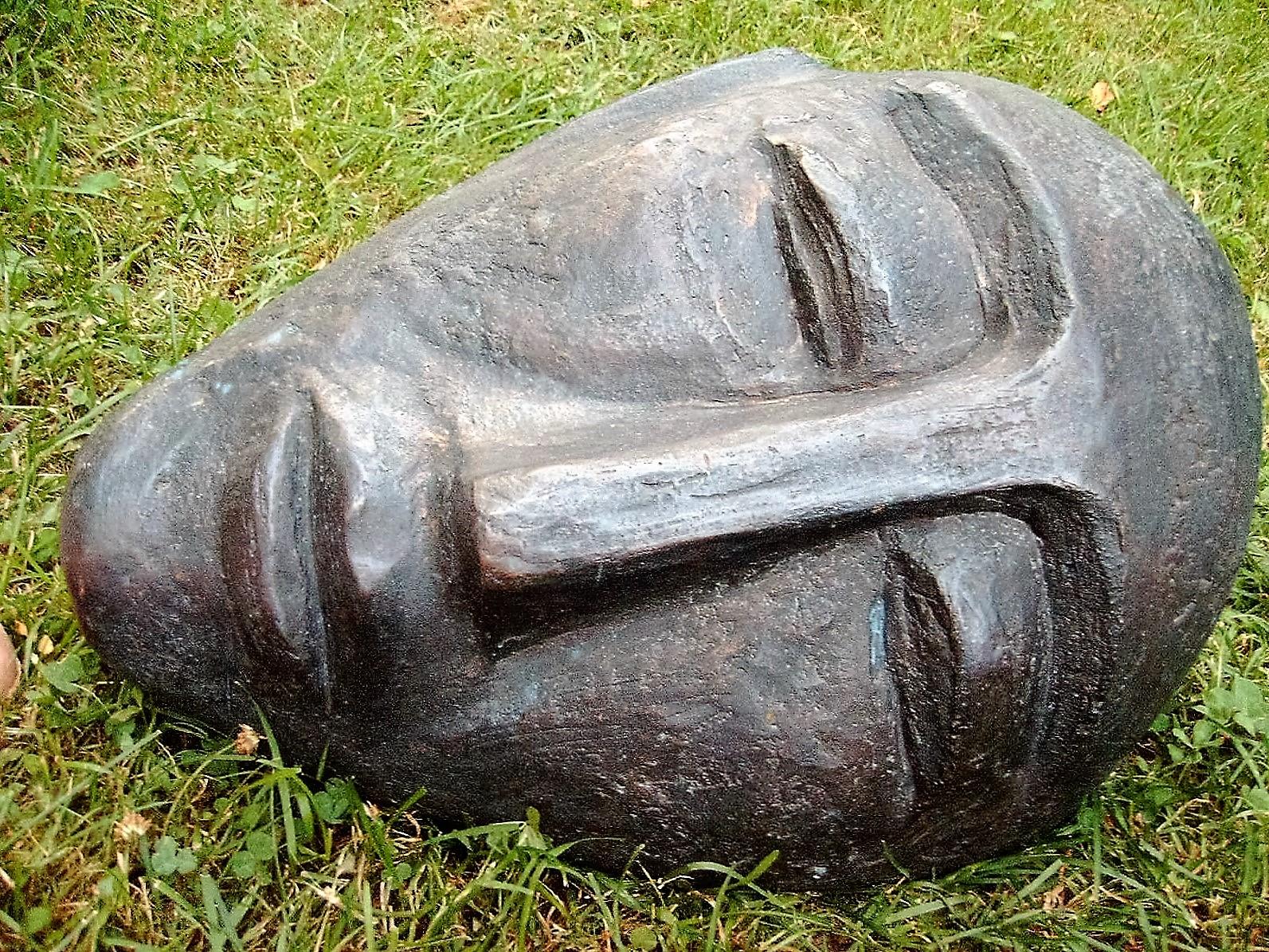 Schlafen   Bronze