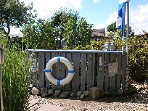 ... wurden gestrichen und sind nun zu einer Art Piermauer geworden.