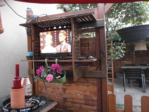... oder für den Bar-Fernseher