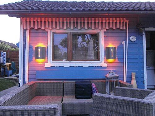 Gartenbeleuchtung gartenwedlers - Beleuchtung gartenhaus ...