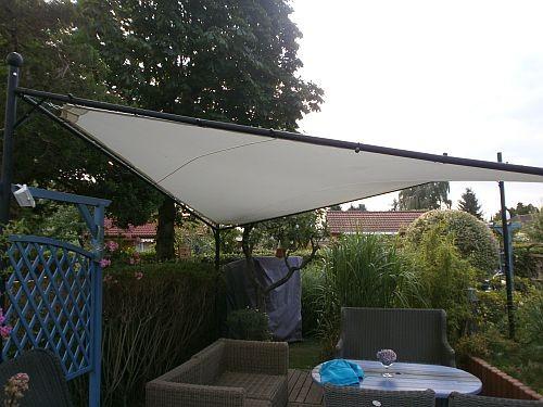überdachung Nautic Lounge Gartenwedlers
