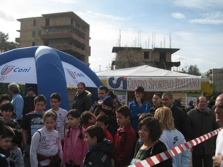 I° GRAN PRIX PROVINCIALE 2011 CORSA CAMPESTRE