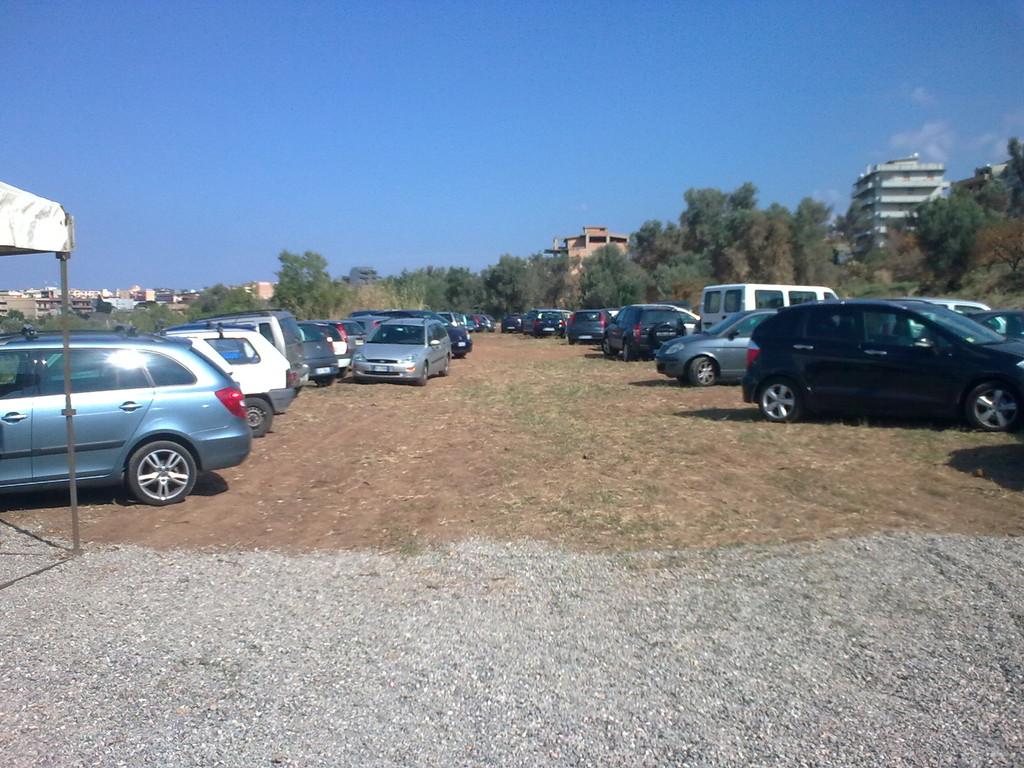 """Il parcheggio """"d'occasione"""""""