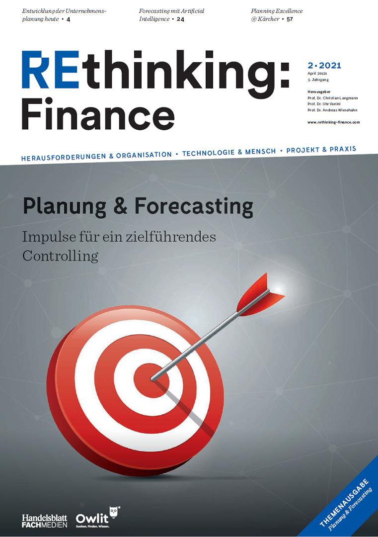 Planung und Prognose des Hedgings von Wechselkursrisiken