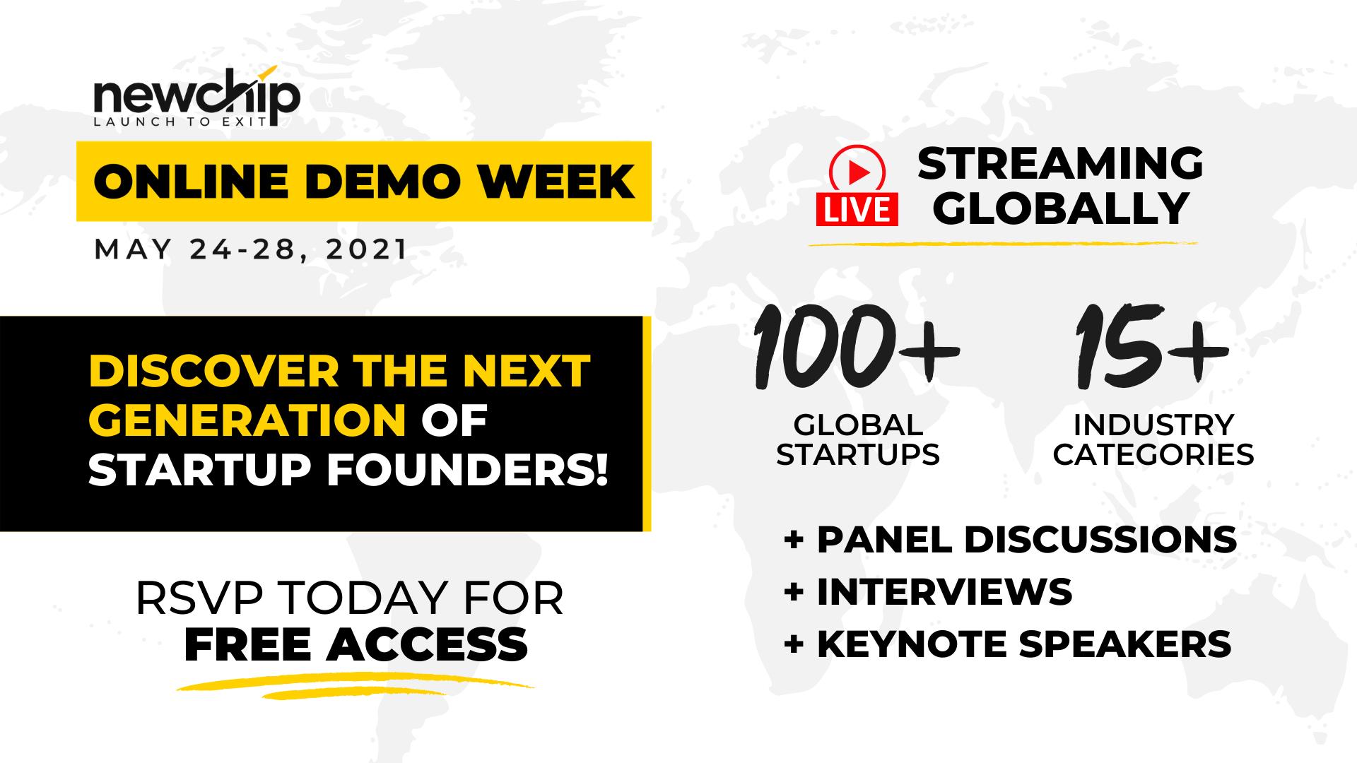 21strategies is part of Newchip's Demo Week