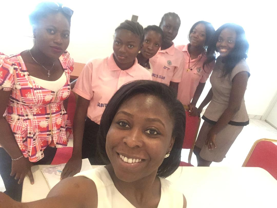 Sponsoring the Education of Girls in Secondary School