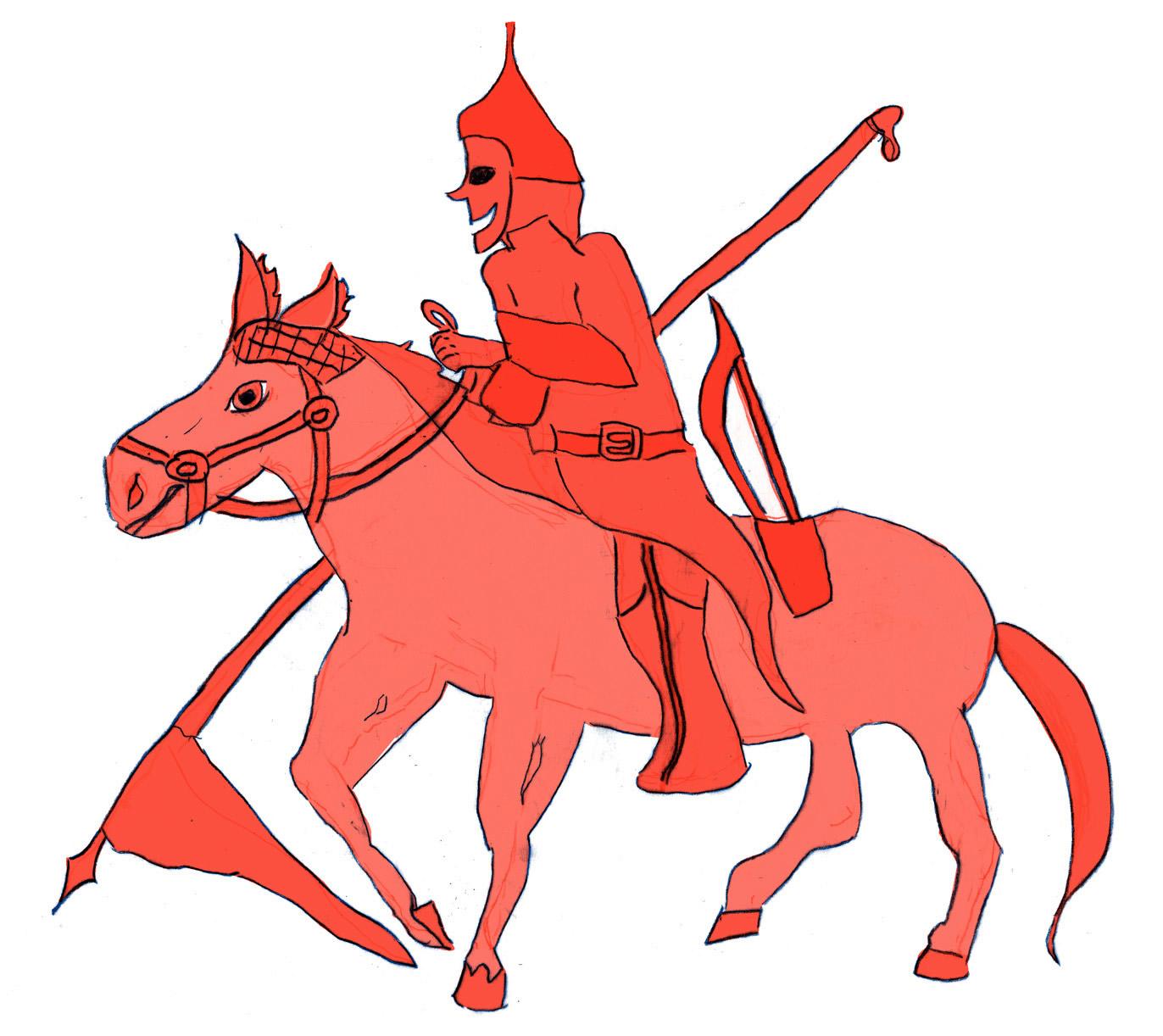 Boris | De leider van 10.000 paarden