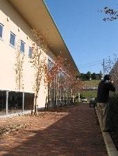 2003年11月 会社での撮影会