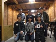 2008年10月 第1回グループ展