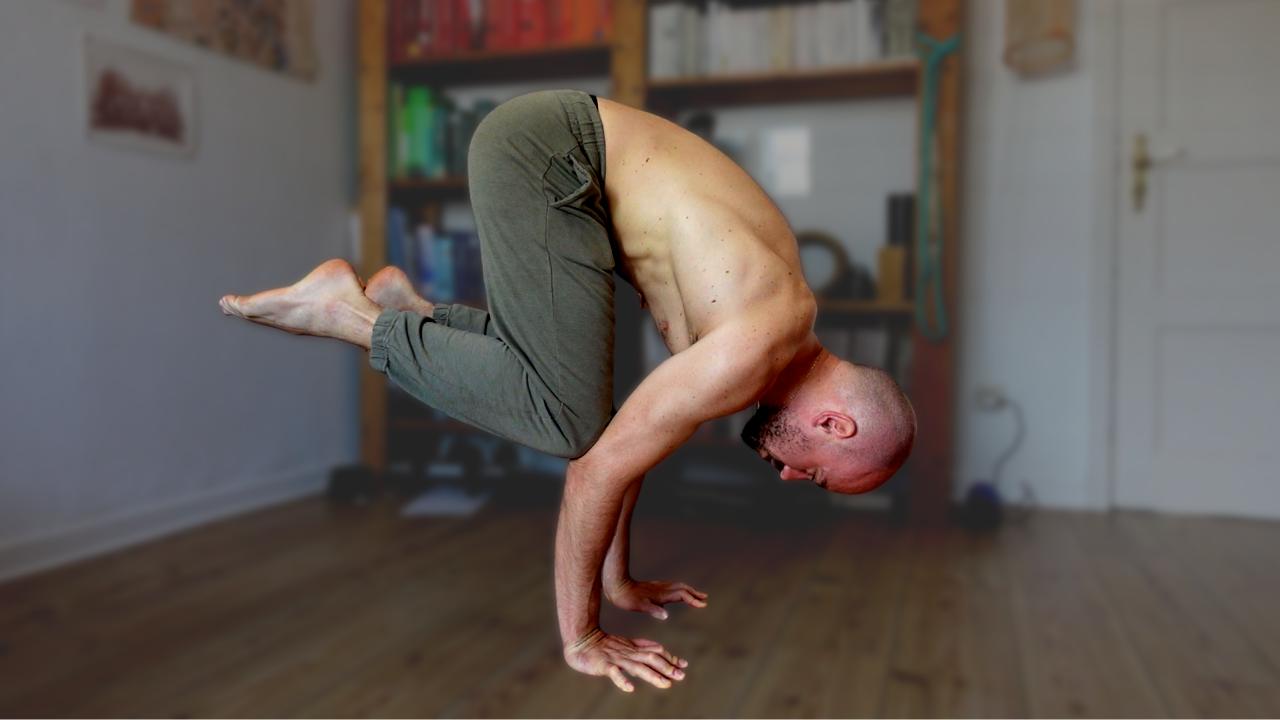 Handstand - Apprendre à ne s'équilibrer qu'avec les mains