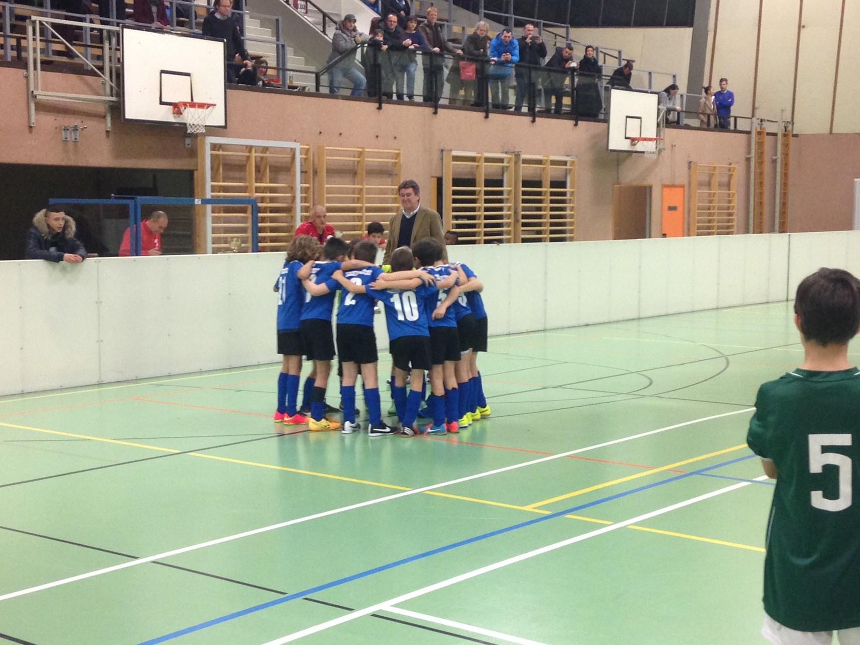 Hallenturnier FC 1980 Wien - 6. Platz